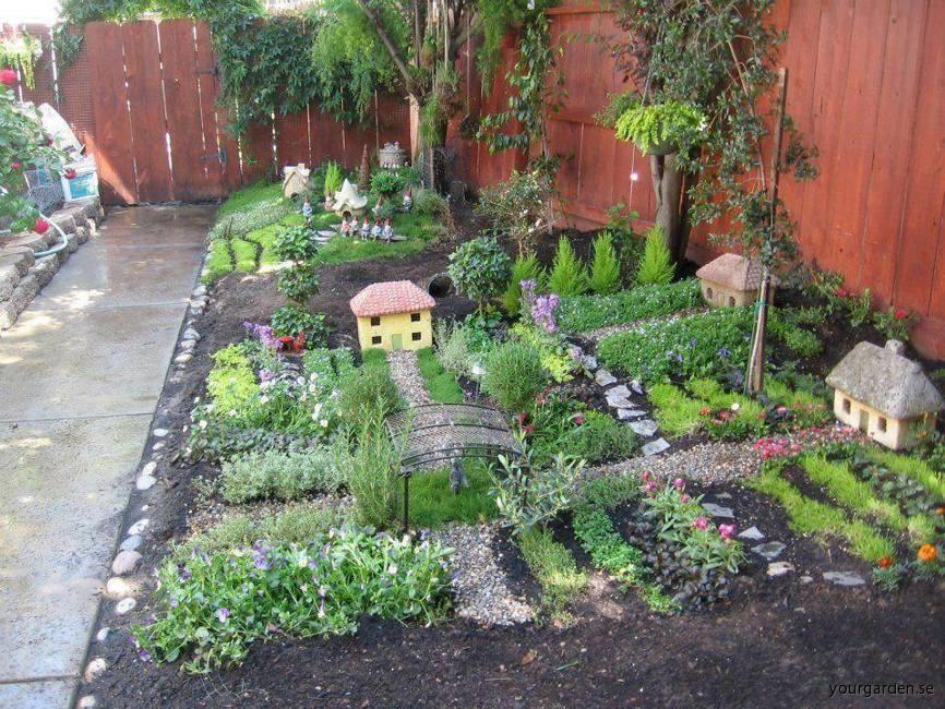 Tr dg rdsland f r barn - Zen tuinmodel ...