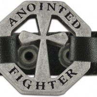 Armband  ANOINTED FIGHTER ARMBAND