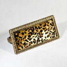Double Ring Leopard