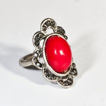 Miranda Ring Red