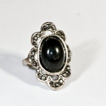 Miranda Ring Black