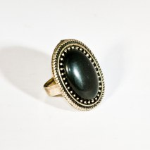 Stella Ring Black
