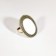 Stella Ring White