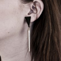 Thilia Earrings Gold