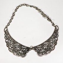 Collar Necklace Bronze