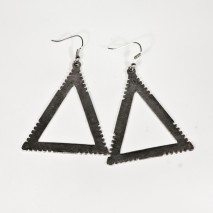 Alma Earrings Silver