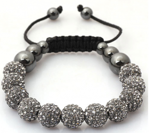 Swarovski armband - Silver