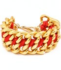 Armband - Le chain - Rtt/Guld