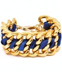 Armband - Le chain - Bltt /Guld