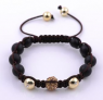 Swarovski Makram Brown Luxury 18K 