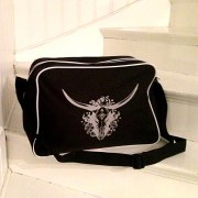 Skulls & Bones Artwork - Signed Limited Edition Bag