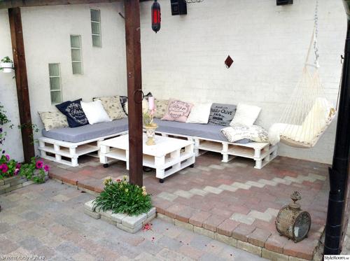 Etiketter Diy Lastpallar Möbler Balkong Trädgårdsmöbler