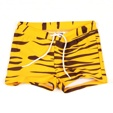 TIGER SWIM PANTS ORANGE