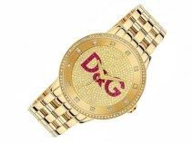 D & G DW0377 Prime Time Big Herrklocka