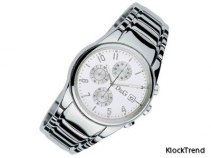 D & G Sandpiper Chrono DW70110 Herrklocka
