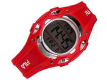 Fila FA1017-04 LCD Unisex Digital Chronograph