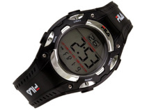 Fila FA1017-02 LCD Unisex Digital Chronograph