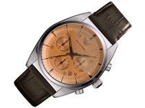 Armani Herrklocka AR0395 Chronograph