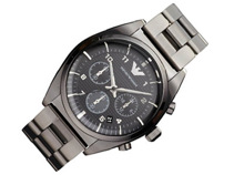 Armani Herrklocka AR0376 Chronograph